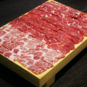 綜合肉盤-饗牛二館