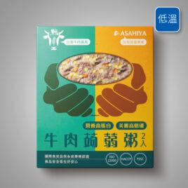 牛肉片蒟蒻粥*2入